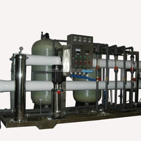 Stainless Steel Water Treatment System For