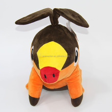 Famous Cartoon Pokemon Kid Toy Anime Plush Pig Toy