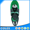Fast fit plus easy pull binding snowshoes plastic snowshoes for skiing