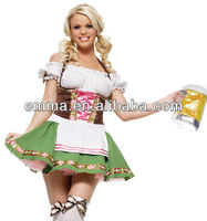 Leg Avenue Sexy Halloween Maid German Beer Girl Costume BW731