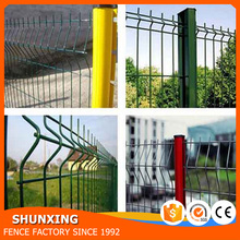 cheap decorative color steel fence panel
