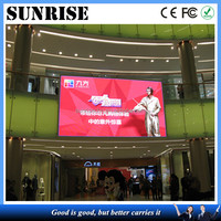 led display screen module indoor led large screen display in alibab