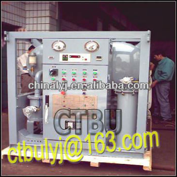 ZLS High Voltage Transformer Vacuum Oil Purifier