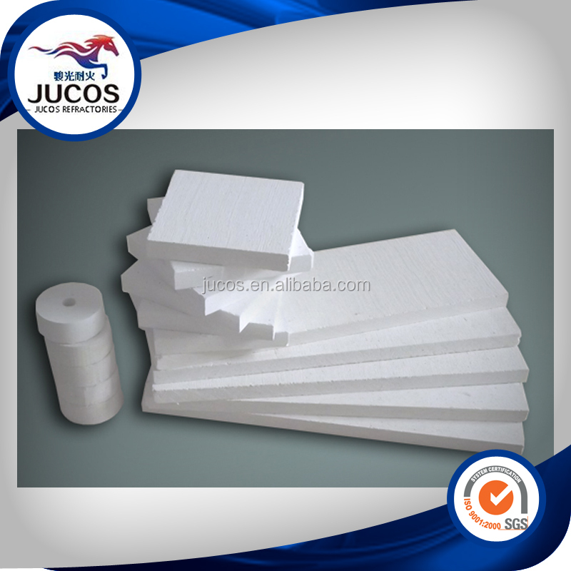 Stable calcium silicate insulation boards sell well in canada