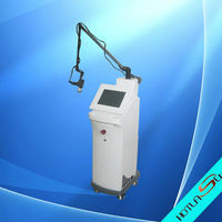 CO2 Laser Laser Type and Yes Q-Switch Laser Hair Removal Machine