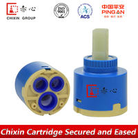 Bathroom Accessories 40mm/35mm International and Brazil faucet mixer cartridge