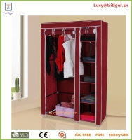 Fabric Cheap Wardrobe Closet
