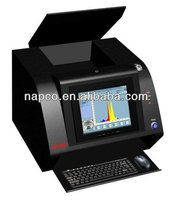 99.99% and 24K XRF precious metal analyzer/XRF Gold testing machine NAP7800