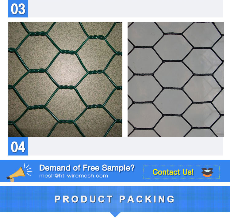 Factory price supply crab/lobster/fish trap hexagonal wire mesh