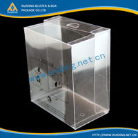 enough strong for transporting heat sealed packaging for power adapter