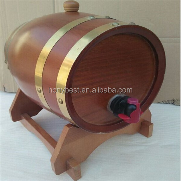 High Quality Wholesale FSC Custom Wooden Wine Barrels with Factory Price-2.jpg