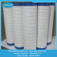 general industrial oil refinery equipment pall ue619az40z filter