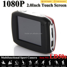 Waterproof 5.0MP 1080P HD Portable Mini Micro Sport Camera