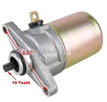 Starter motor for GY6 50cc Scooter Moped