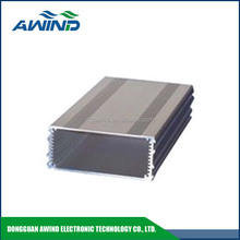 aluminum die casting extrusion enclosure heatsink with anodized finish