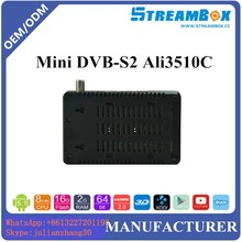 afghan channels tv receiver 2017 satellite tv black box Ali3510c chipset Iraq channel tv box receiver