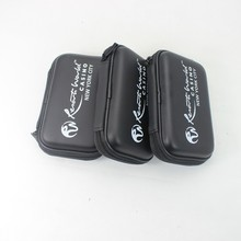 waterproof EVA pu hard drive disk case with printed logo