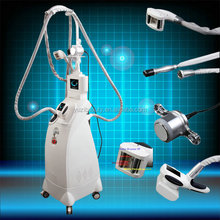 hot sale HOT!!!The most advanced double chin eliminating/velashape machine home use