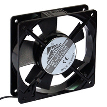 AC Fan 120V 120mm x 25mm AC High Air Flow Cooling Fan 12025 With High Cooling Efficiency