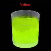 High quality Solvent based Luminous Night Glow in Dark Powder