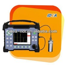 Railway digital ultrasonic testing instrument/High Precision metal tester