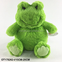 big stomach fat belly sweet laughing frog plush toy stuffed animals