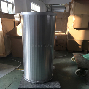 Continuous slot stainless steel Johnson screen pipe casing slotted liner wedge wire for water filter pipe