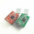 Red and green Reprap Stepper Motor Driver Module A4988 stepper driver