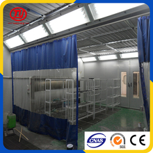 Dust Free Wood Panel Furniture Spray Painting Booth