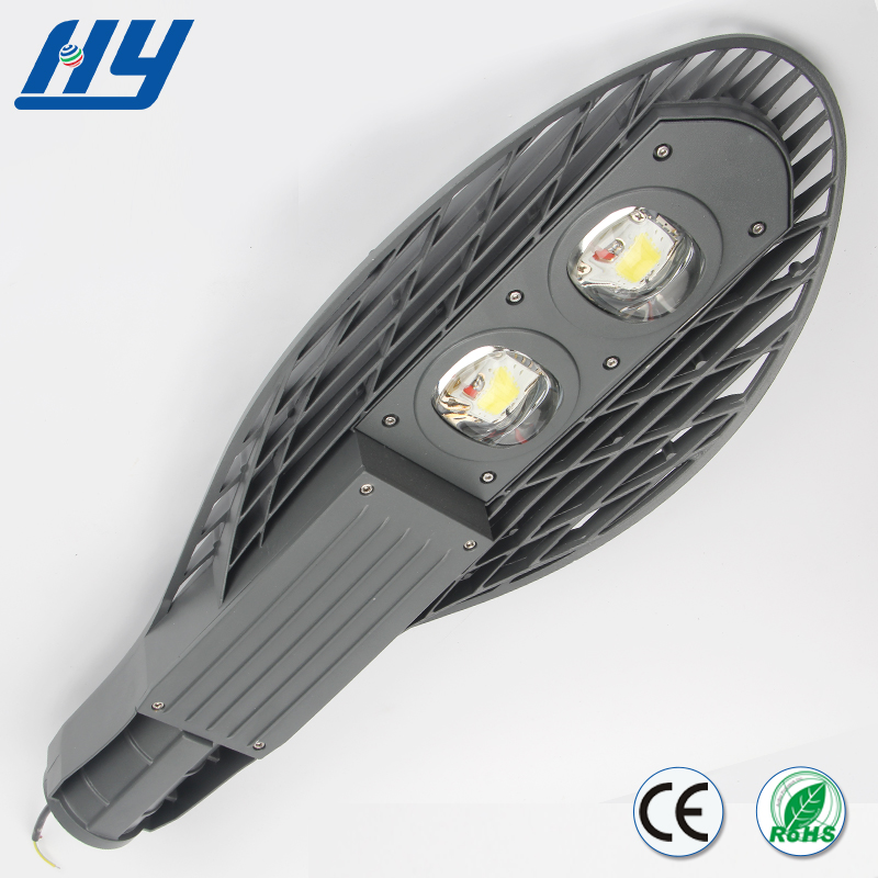Aluminum and iron round shape lame street 12000lm 30W 50W 100W 150W 200W led street lamp