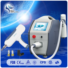 Portable / q switched / ND Yag Laser Tattoo Removal Machine