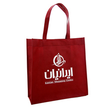 custom nonwoven bag 6 pack wine bag