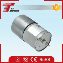 Professional gear 12v dc motor 1000rpm with encoders