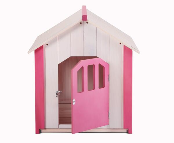dog accessories luxury wooden dog house