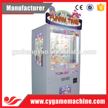 Beatiful Funning Time Amusement Park Prize Machines Supplier