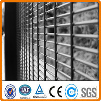 358 Anti Cutting Wire Mesh For Security Boundary Wall