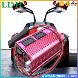 New Free shipping 12V 20A car battery charger 110V/220V optional Aluminum alloy shock resistence motorcycle 6-200Ah