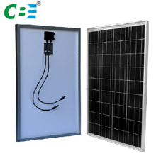 Good Performance Small 130w solar panel 24v