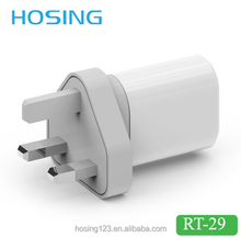New arrive Single USB with EU US UK Plug Home Charger for Sam/iphome/ipa/ipo/blackberry/xiaomi/huawei