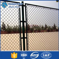 Alibaba express plastic styles metal fence strip with pillar