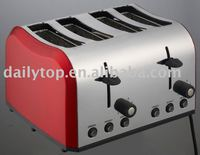 FT-103SS electric stainless 4 slice toaster