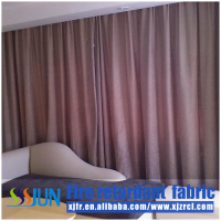 2015 Classic high quality curtain, blackout flame retardant curtain design for hotel window/living room