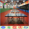 table tennis court sport flooring made in china