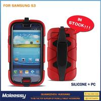 shockproof accessory hard for samsung s3 cover