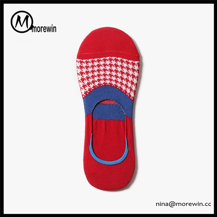 Morewin sock Summer Custom Low Cut No Show Socks Invisible Socks Men