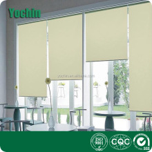 outdoors sunshading slat roller blind
