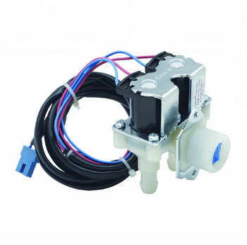 Siemens type dishwasher water solenoid valve