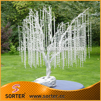 crystal garland crystal beaded garland crystal garland for wedding decoration