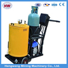Durable road mix asphalt repair crack sealing filling machine