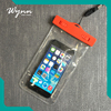 Plastic pack cheap clear waterproof bag cellphone cases